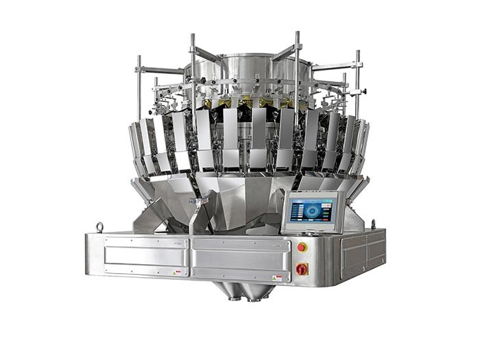 Quantitative 32 Heads Mixing Blended Products Multihead Weigher