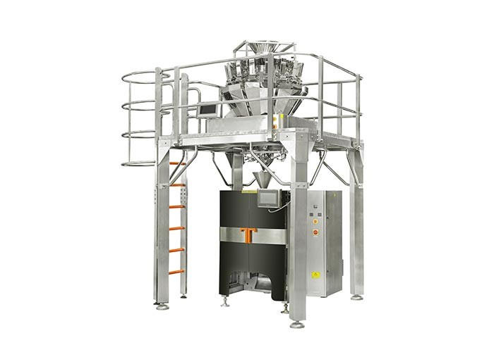 Chips Candy Peanuts Vertical Granule Packing Machine